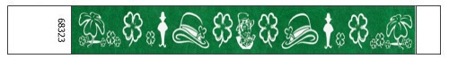 Tyvek® Wristbands - Saint Patricks day